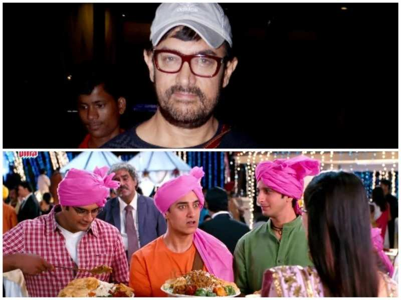 Aamir Khan opens up on his favourite 3 Idiots scene