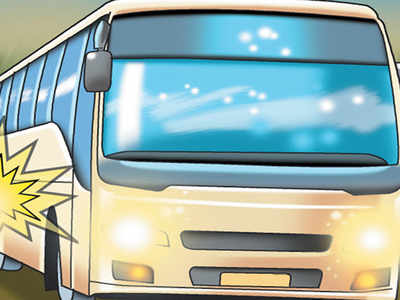 Guwahati: Bus crash stalls 300-km dash for NRC review | Guwahati