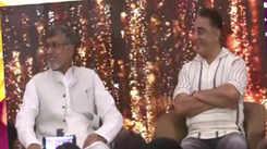 Kamal Haasan, Kailash Satyarthi attend screening of documentary 'Kuzhanthaikal Meethuana Erakam'