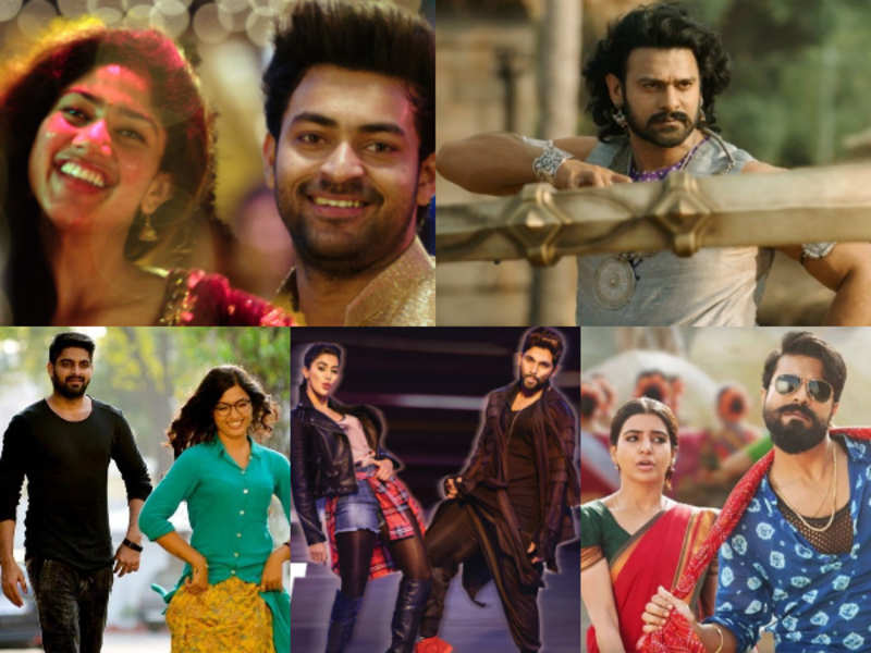 Top 6 most viewed Telugu video songs on video sharing platform | Telugu  Movie News - Times of India