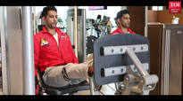 Cricket World Cup anchor Karan Ambardar reveals his daily workout routine