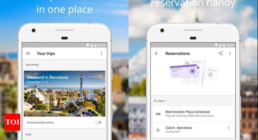 google trips app shut: Google kills the Trips app, suggests to use