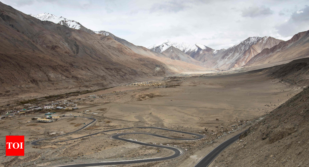 India snubs China's strong protest at Ladakh move thumbnail
