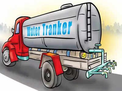 Rush for water tankers eases in Chennai   Chennai News