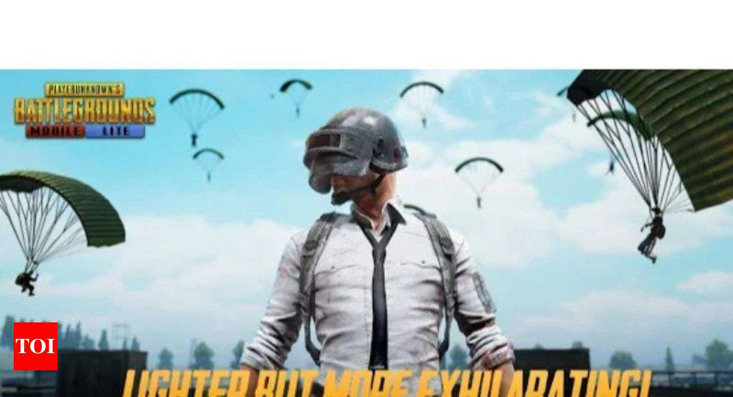 PvP battle mode and new map coming to PUBG Lite - Times of India