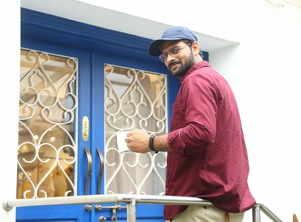 """Surti locho, khaja and ghari are my favourite delicacies"" - Aman Sukhadia"
