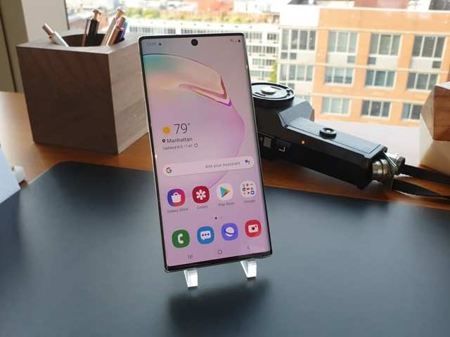 Samsung Galaxy Note 10+ and Galaxy Note 10: First impressions
