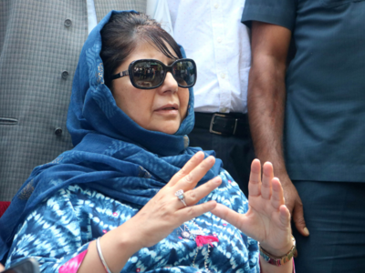 Mehbooba in solitary, says daughter