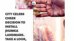 Bareilly to finally get its jhumka