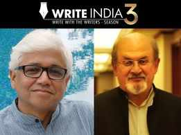 Rushdie, Ghosh part of line-up for TOI Write India-3