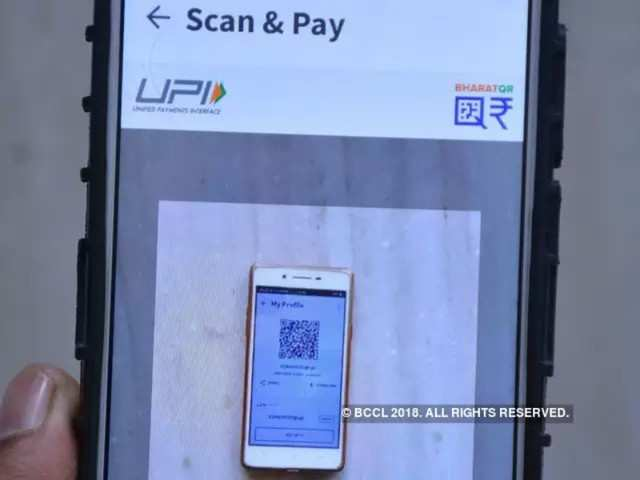 UPI transactions on the rise, Paytm falls down