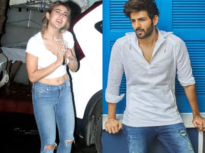Sara and Kartik prove white t-shirt with blue jeans is a sexy combination