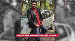Lesser-known facts of Vanambadi actor Sai Kiran Ram