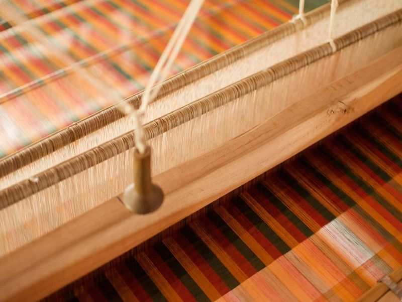 'Owning outfits created out of authentic handloom weaves is trendy, fashionable and uber cool now'