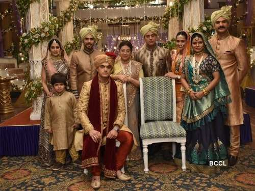Mohsin Khan And Pankhuri Awasthy All Set To Get Married On Yeh Rishta Kya Kehlata Hai See Their Wedding Pictures The Times Of India Uhmm…question… ml will not become a scumbag character like president's wife don't run away, right?? yeh rishta kya kehlata hai