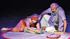 NSD artistes' outstanding performance at BNA