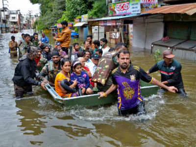 Floods pile on misery on people in several states