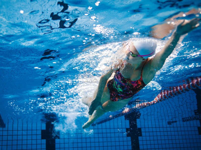5 basic swimming skills everyone needs to learn - Times of India