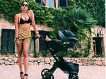 Beauty queen Shayoon Mendeluk shares breastfeeding pictures, wins internet