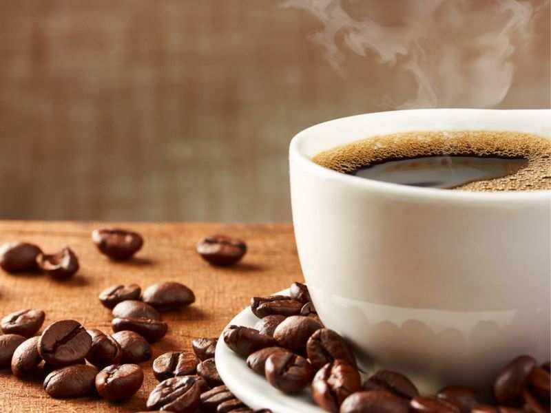 Should or should you not drink coffee and tea during a fast - Times of India