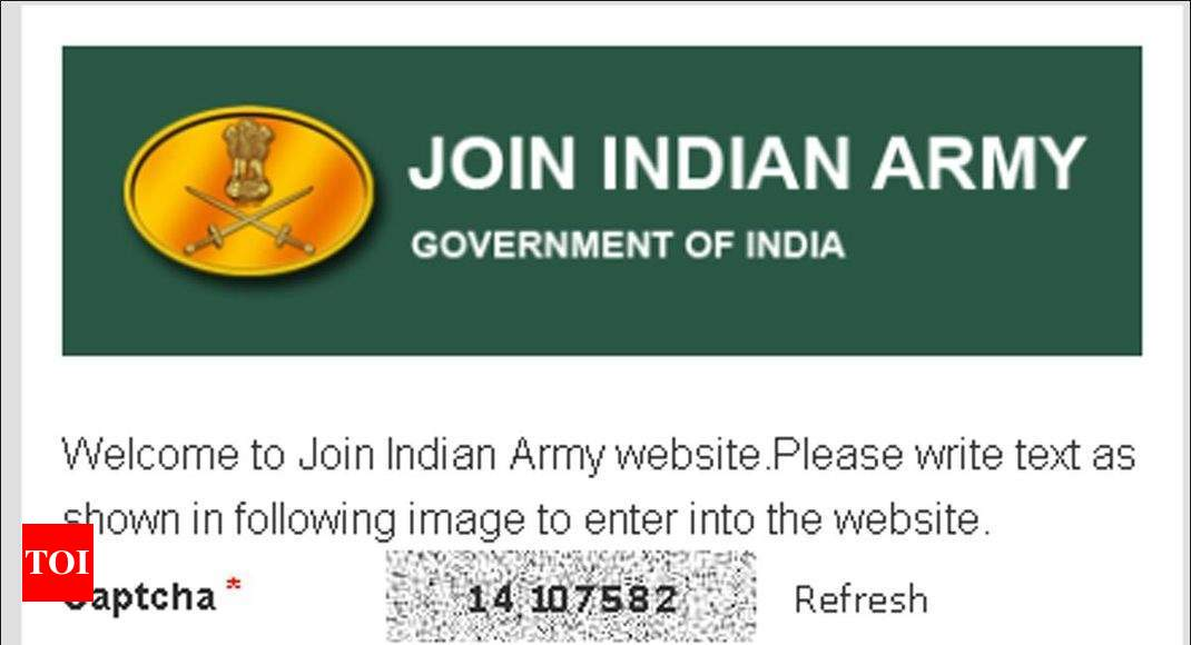 ARO Nagpur releases notice for Army Recruitment Rally, apply here