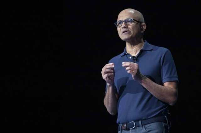 Satya Nadella reveals Microsoft's connection with Reliance Jio