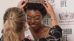 Zimbabwean girl becomes the first black to win Miss London 2019