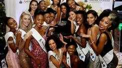 Behind the scenes at Miss South Africa pageant