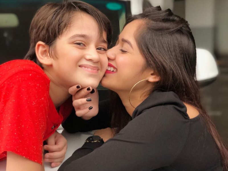Tu Aashiqui Fame Jannat Zubair Wishes Brother Ayaan With This