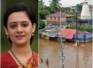 Kolhapur floods: Spruha's request for victims