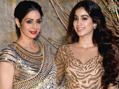 B'day special: Proof that Janhvi is like Sridevi