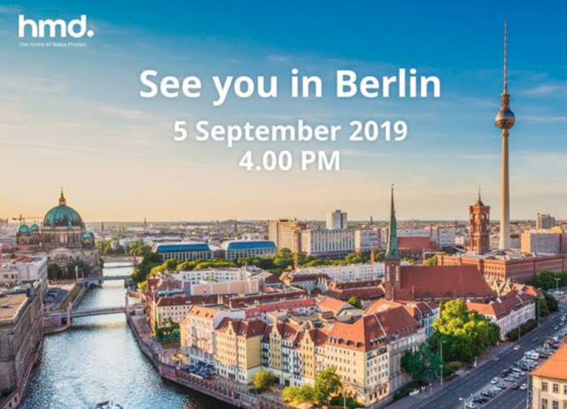 HMD Global confirms its IFA 2019 event, might launch Nokia 5.2 and 6.2