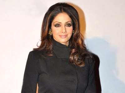 Fans pour in wishes on Sridevi's 56th birthday