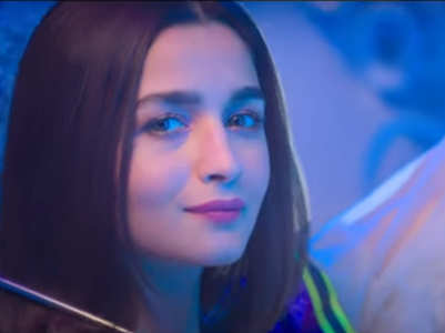 Watch: Alia's music video debut with Doorbeen