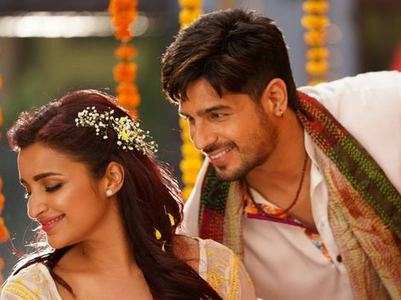 'Jabariya Jodi' drops further on Monday