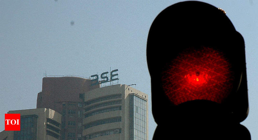Sensex crashes 624 points; Nifty ends below 10,950: Five factors behind this slide