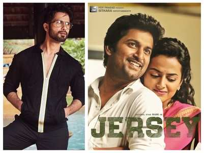 Exc: Shahid undecided about Jersey remake?