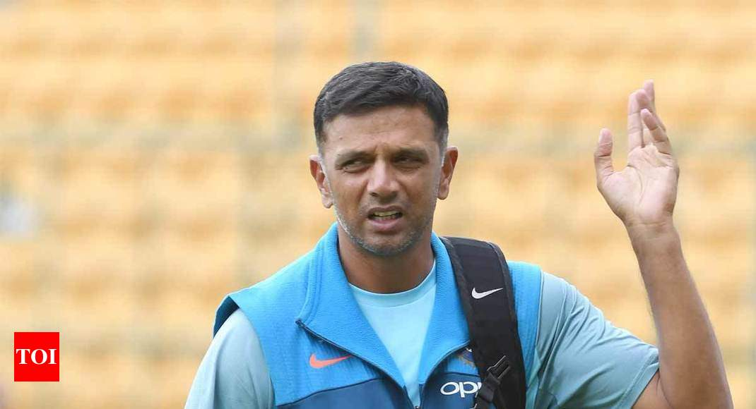 Rahul Dravid has no conflict of interest: CoA