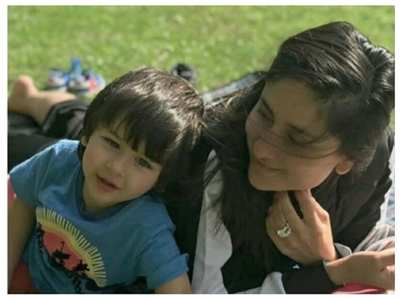 Check out this unseen pic of Kareena-Taimur