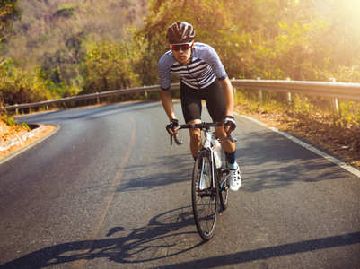 Here is what a cyclist should eat to stay active and fit