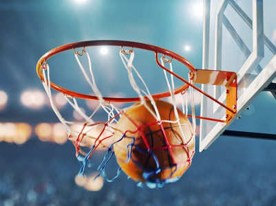 How can you lose weight by playing basketball
