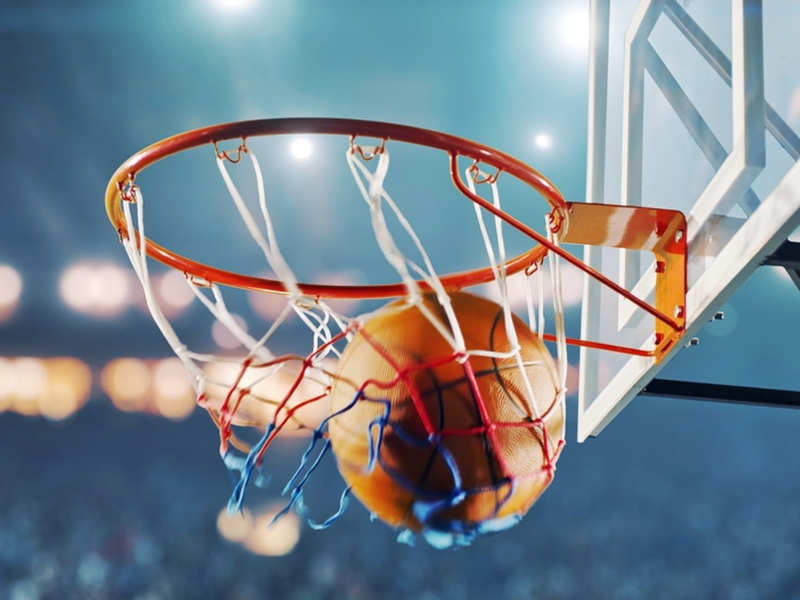 How can you lose weight by playing basketball - Times of India
