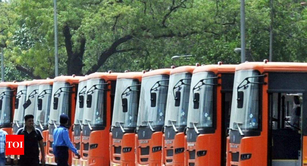 Cluster Bus Conductors To Go To Passengers To Collect Fare, Not So In Dtc, Delhi Hc Told | Delhi News