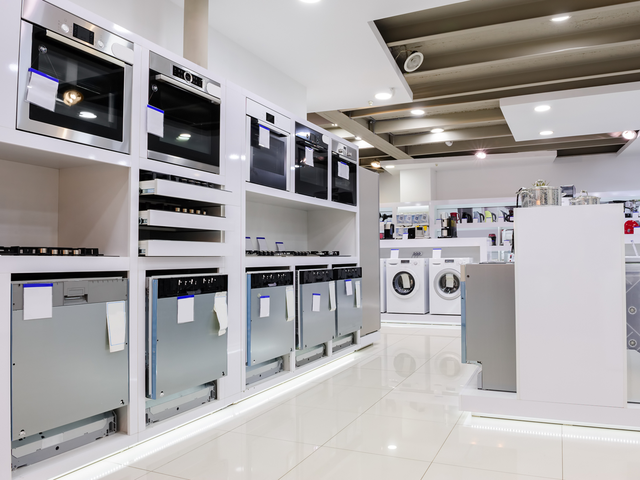 Companies are replacing their existing product line-up of washing machines and microwave ovens with star-labelled ones. (Representational Image)