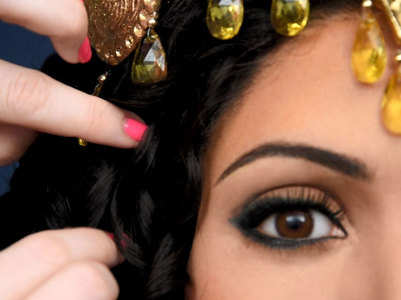 Here's a sneak peek of Sridevi's wax statue