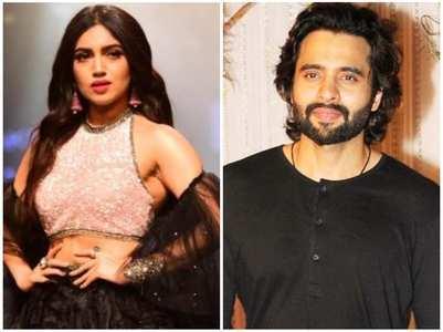 Bhumi Pednekar dating Jackky Bhagnani?