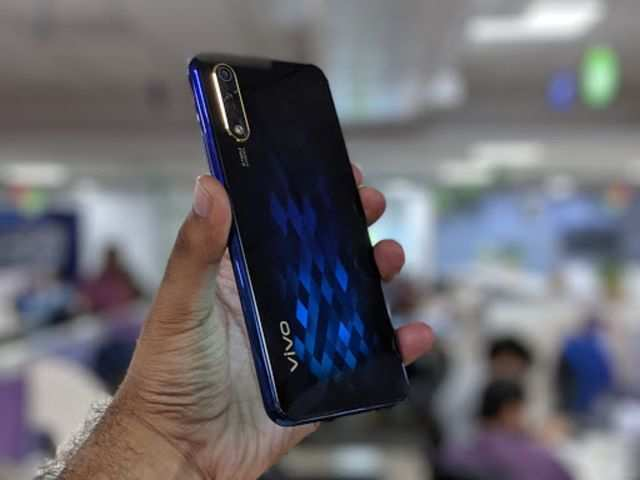 Vivo S1 to go on sale today: Specs, price and more