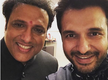 Vinay Anand shares a selfie with uncle and Bollywood star Govinda