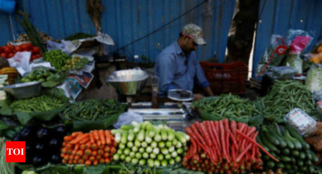 Wholesale inflation in July falls to multi-year low of 1.08% - Times of India thumbnail