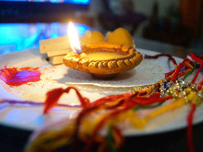 Raksha Bandhan: Wishes, Images and Quotes